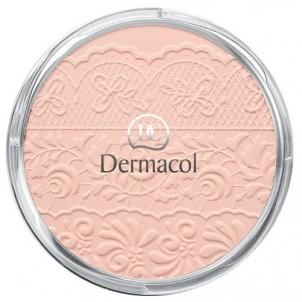 Dermacol Compact Powder 01 Cosmetic 8g Pudra veidui