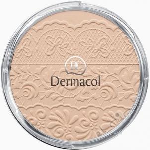 Dermacol Compact Powder 03 Cosmetic 8g Pudra veidui