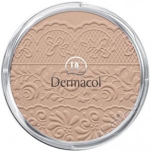 Dermacol Compact Powder 04 Cosmetic 8g Pudra veidui