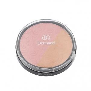 Dermacol DUO Blusher 1 Cosmetic 8,5g Skaistalai veidui