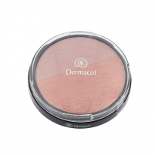 Dermacol DUO Blusher 3 Cosmetic 8,5g Skaistalai veidui