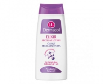 Dermacol Elixir Micellar Lotion Cosmetic 200ml