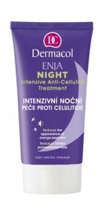 Dermacol Enja Night-Intensive Anti-Cellulite Treatment Cosmetic 150ml Stangrinamosios kūno priežiūros priemonės