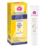 Dermacol Eye Gold Gel Cosmetic 15ml
