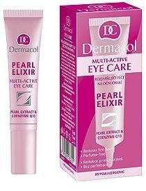 Dermacol Gold Cosmetic 15ml Paakių priežiūros priemonės