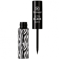 Dermacol Ultra Black Eyeliner Cosmetic 2,8ml Eye pencils and contours