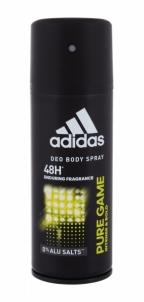 Dezodorantas Adidas Pure Game Deodorant 150ml. Dezodorantai/ antiperspirantai