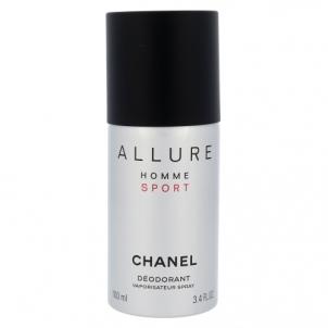 Dezodorantas Chanel Allure Sport Deodorant 100ml Dezodorantai/ antiperspirantai