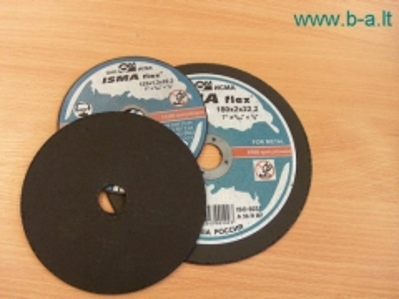 Disk.metalui 350x3,5x32 A24RBF F41 80m/s Cutting discs