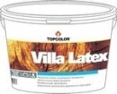 Disperse paint for wood Villa Latex 10l-2Rudi