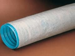 Drenažo vamzdis su geotekstilės filtru, d 50-60 | 50m The sewer pipes