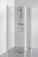 Shower enclosures KATARINA 90x90x1900 chrom. pr. clear st.