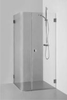 Shower enclosures REGINA 900x900x1900 clear glass Shower enclosures