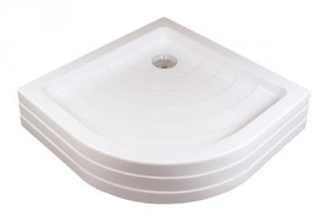 Dušo padėklas RONDA 90 PU Shower tray