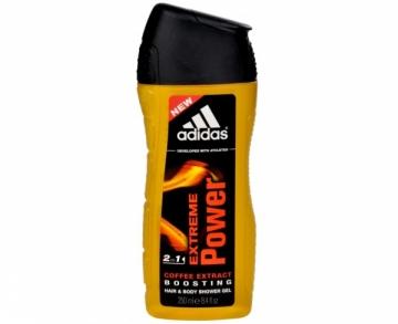 Dušas želeja Adidas Extreme Power 250ml Dušas želeja