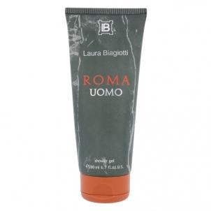 Shower gel Laura Biagiotti Roma Uomo Shower gel 200ml