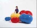 Dvigubas terapinis kamuolys mankštai 'Physio Roll' Mankštos kamuoliai