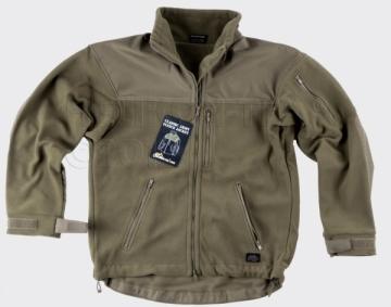 Džemperis vyriškas šiltas chaki spalvos Helikon Classic Army