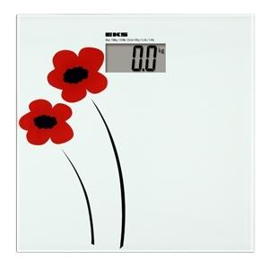 EKS 9565 PO ''POPPIES'' Elektroninės svarstyklės Household scales
