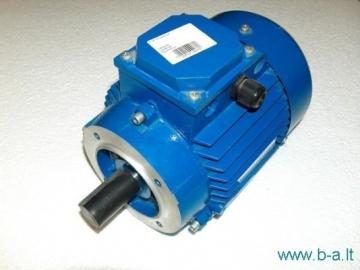 Elektros variklis 0,55kW/4/B14