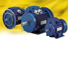 Electric engine 0,75kW/2/B3 Bendrapramoninio use three-phase electric motors