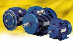 Electric engine 5,5/4/B3 kw Bendrapramoninio use three-phase electric motors