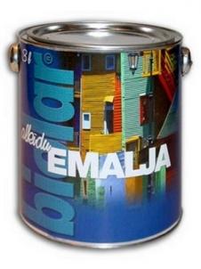 Emalis alkidinis Biolar kreminė 2,5 litr Emaliniai dažai