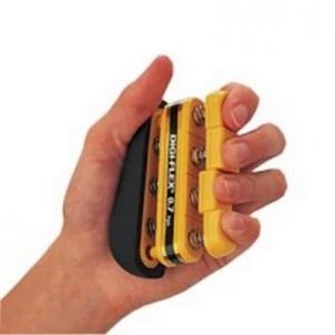 Espanderinis pirštų treniruoklis 'Digi-Flex' (geltonas) Izmantot rīkus