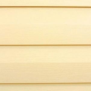 Fasado apkala, plastikinė,geltona, 250x3850 mm. Dailylentės (PVC, MPP, medžio)