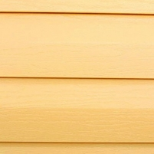 Fasado apkala, plast., tamsiai geltona 250x3850 mm