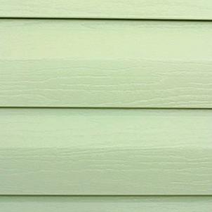 Fasado apkala, plastikinė, žalia, 250x3850 mm