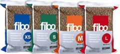 Fibo Expanded clay lightweight aggregates fr. 4-10, 50l bag Other heat insulation materials