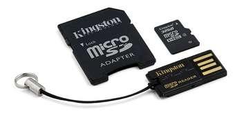 Flash 32GB MULTI KIT / MOBILITY KIT
