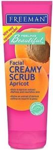Freeman Creamy Scrub Apricot Cosmetic 7,4ml Kūno šveitikliai