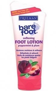Freeman Foot Lotion Pepermint-Plum Cosmetic 150ml Kojų priežiūros priemonės
