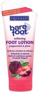 Freeman Foot Lotion Pepermint-Plum Cosmetic 30ml Kojų priežiūros priemonės