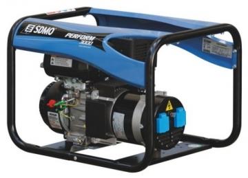 Generatorius SDMO Perform 3000 Gasoline electric generators