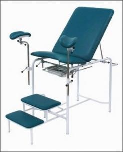 Ginekologinė kėdė (2-jų dalių komplektas su laipteliais)