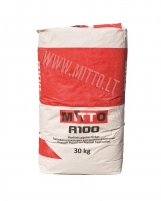 Gypsum plaster MITTO A100 30kg Simple plaster blends