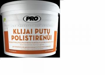 Grout-klijai PRO. PRIMA 28 kg Grouts/putty
