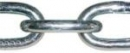 Grandinė trumpa grandimi d-7 mm Short-chain, galvanized