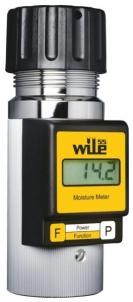 Grūdų ir sėklų drėgmės matuoklis WILE 55 Measuring instruments
