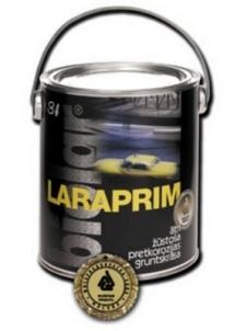 Gruntas Laraprim-M baltas 0.8 ltr. Statybiniai gruntai