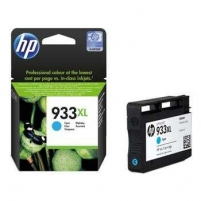 HP 933XL CYAN OFFICEJET INK CARTRIDGE Toneri un kārtridži