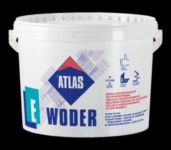 Hidroizoliacinė masė Woder E 25kg Damp proofing blends