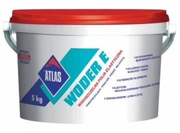 Hidroizoliacinė masė Woder E 5kg Damp proofing blends