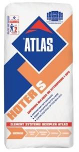 Atlas Hoter S kljiai PPS plokštei 25kg Klijai šilumos izoliacijai