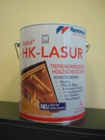 Impregnant Aidol HK- Lasur nusbaum-nut 0.75 ltr.