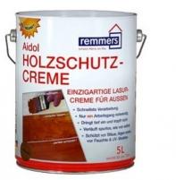 Impregnant Aidol Holzschutz-Creme mahogany 5 ltr.