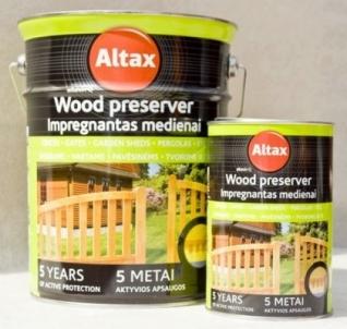 Impregnant Altaxin mahon-mahogany 5.0 ltr